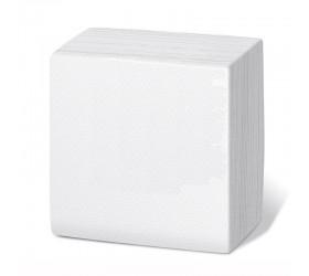 Servilletas Blanco 1 Capa 30x30 75 uds